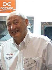 Patrick Bray, Managing Director