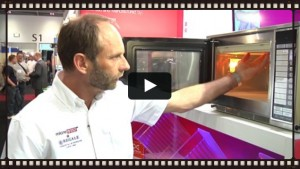 Hotelympia Exhibition - Microsave & Regale Microwaves