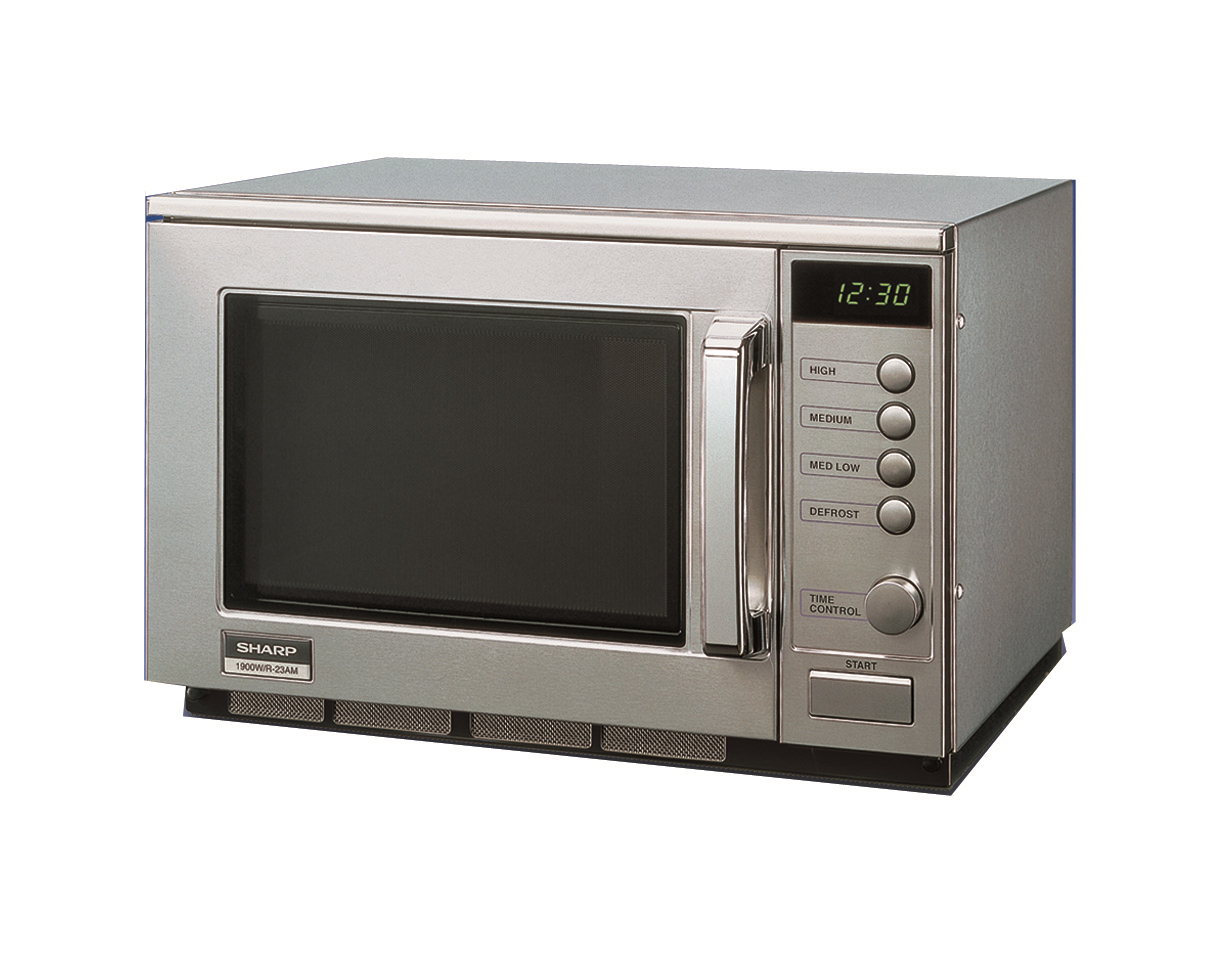 Heavy Duty Manual Commercial Microwave