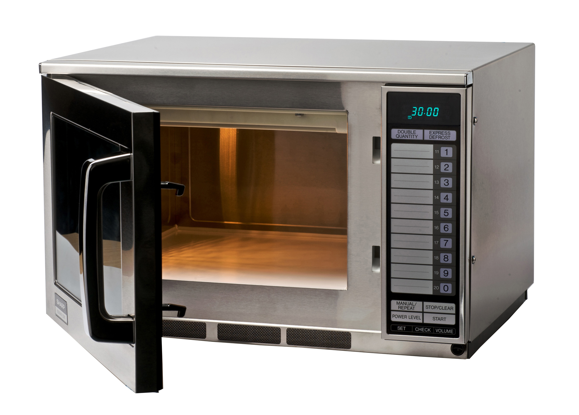 Regalesharp R24at 1900w Heavy Duty Commercial Microwave Oven