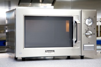 Panasonic 1027 commercial microwave oven