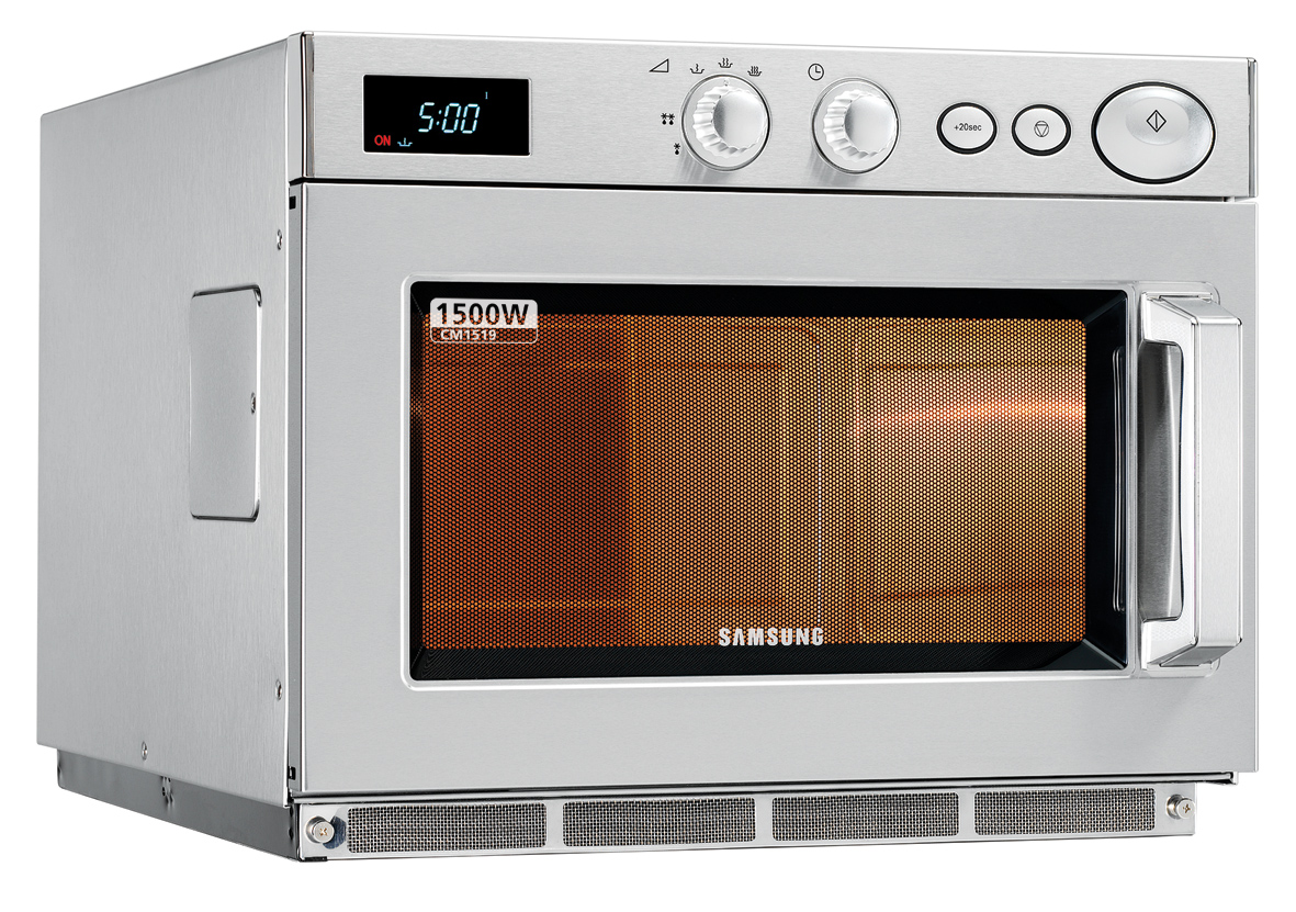 Samsung 1100W Manual Dial Microwave