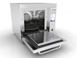 merrychef eikon e3c ee 13amp plugin microwave combination oven